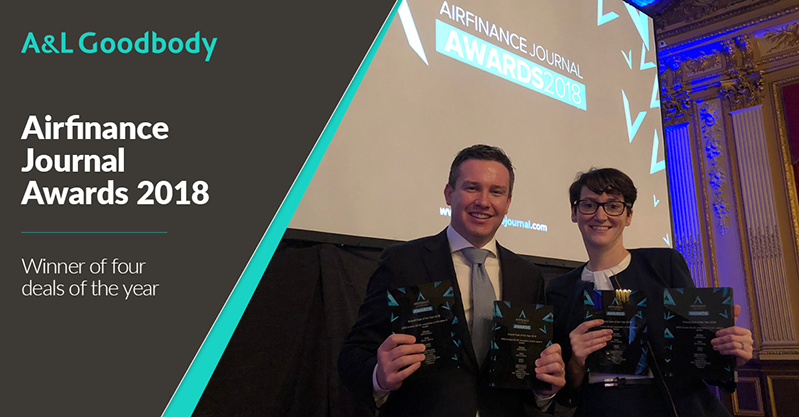 ALG wins four deals of the year at the Airfinance Journal Awards 2019
