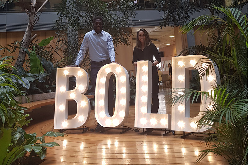 Bold Ideas Student Innovation Award 2018