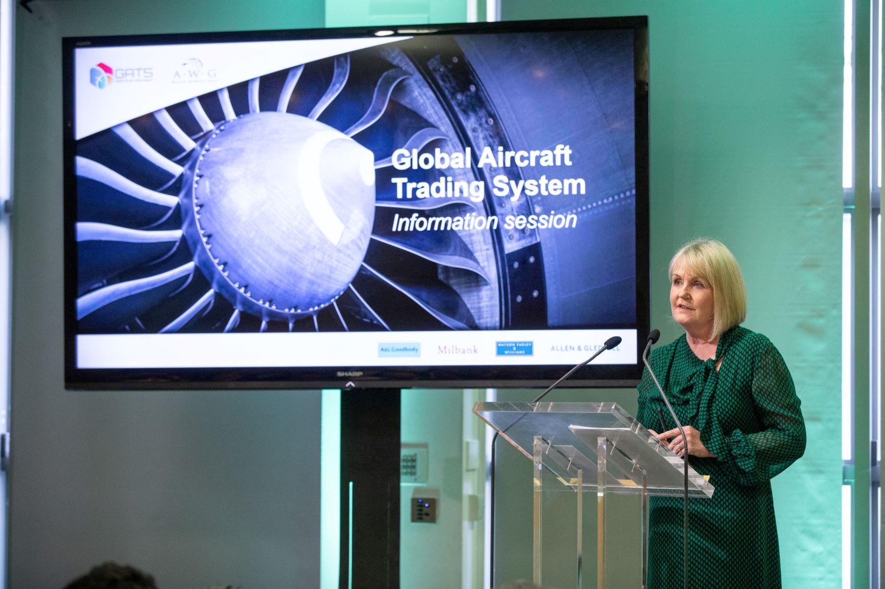 ALG Aviation GATS event