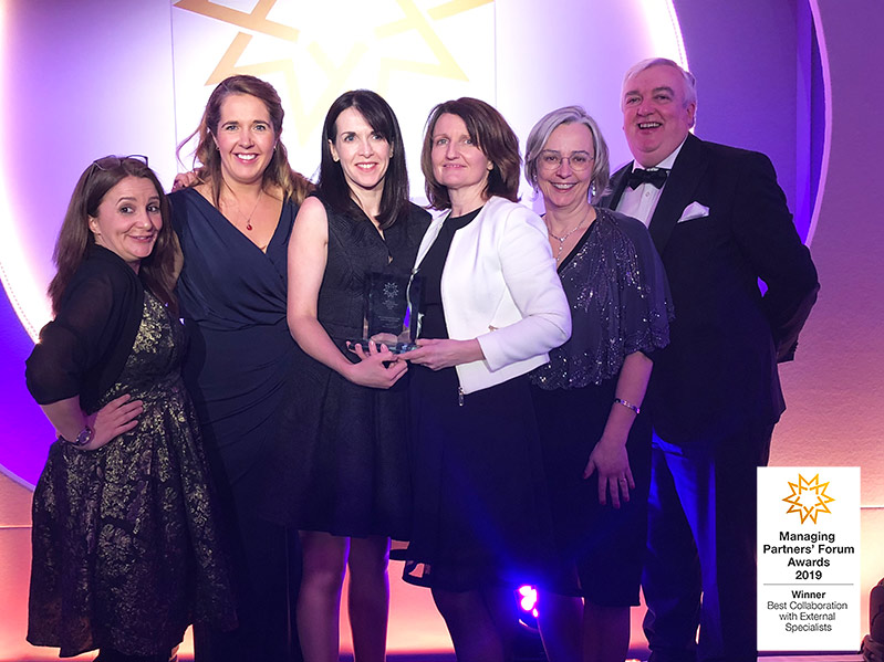 ALG wins award for learning & development programme