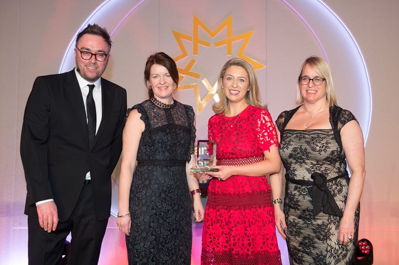 A&L Goodbody was awarded Best Diversity Initiative at the Managing Partner Forum (MPF) Awards in London.