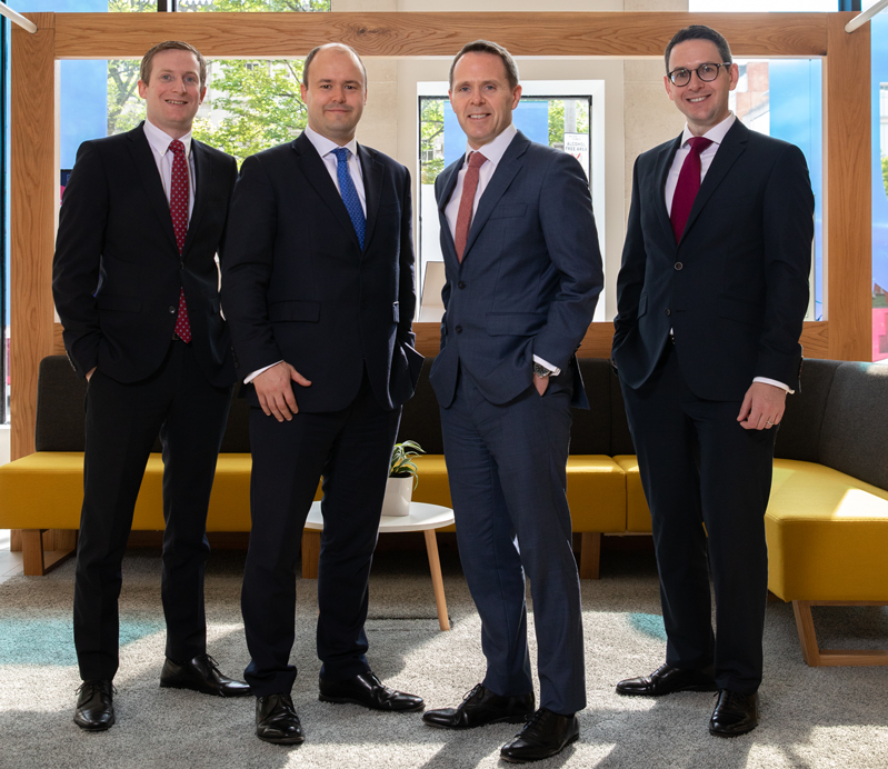 ALG announces three new partners in it's Belfast office