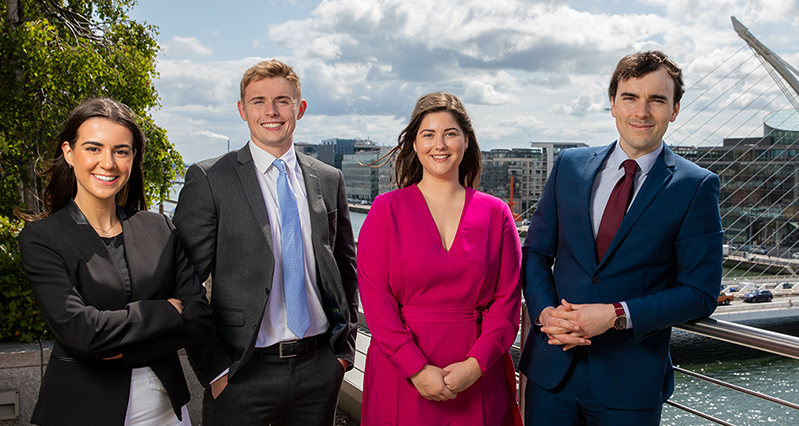 The A&L Goodbody 2019 Trainee Solicitor Programme application process is now open.