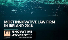 ALG named most innovative law firm in Ireland
