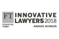 A&L Goodbody Most Innovative Law Firm in Ireland - FT Innovative Lawyers
