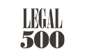 Tier 1 ranking in 22 practice areas - Legal 500 2017
