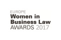 Best Firm in a Diversity Category Ireland - European Business Law Awards