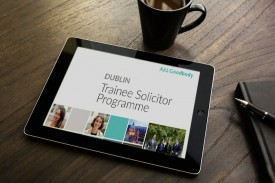 Trainee Solicitor Programme - Dublin
