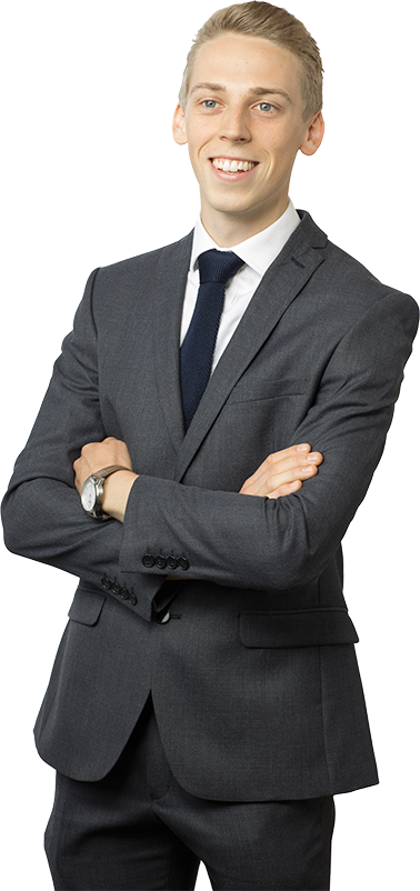 Enda Kerin - Newly Qualified Solicitor