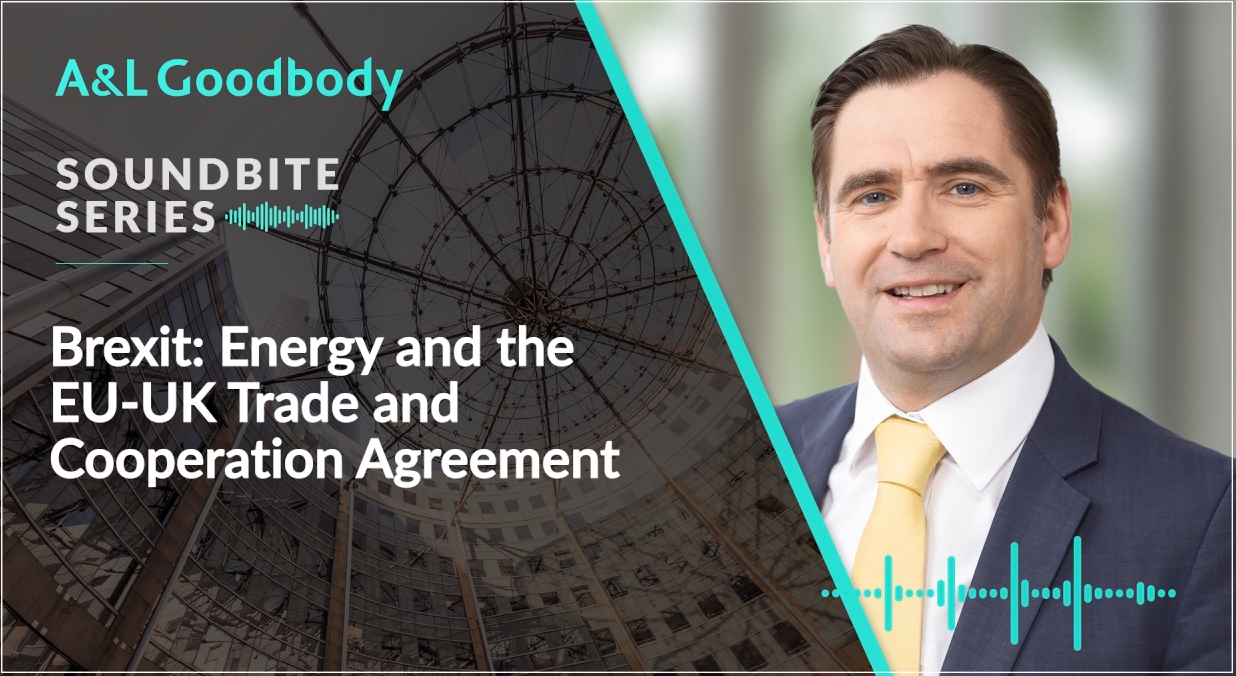 Energy and the EU-UK Trade and Cooperation Agreement
