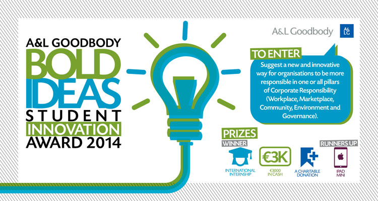 Bold Ideas Student Innovation Award 2014