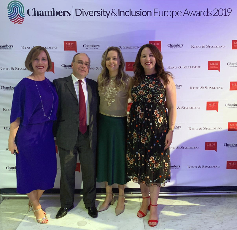 Chambers Diversity and Inclusion Europe Awards
