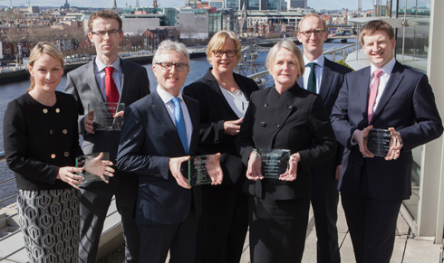 A&L Goodbody advises on Deals of the Year 2016