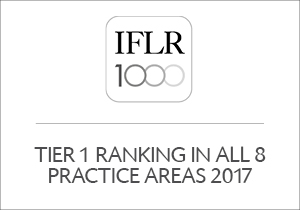 IFLR 2017 wide logo