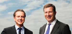 John Whelan, Resident Partner, San Francisco and Julian Yarr, Managing Partner, A&L Goodbody