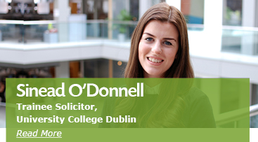 Sinead O Donnell, Trainee Solicitor