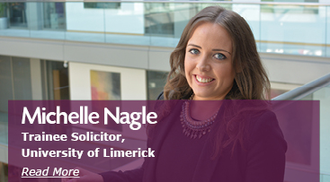 Michelle Nagle Trainee Solicitor