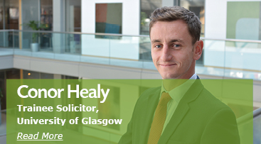 Conor Healy, Trainee Solicitor