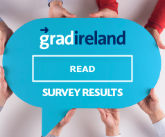 Hear what our Trainees had to say in the gradIreland job survey