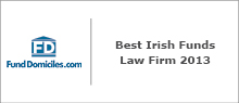 Best Irish Funds Law Firm