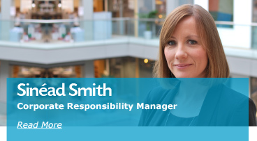 Sinead Smith Corporate Responsibility Manager