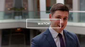 Watch an inside view of what to expect as a Trainee at A&L Goodbody