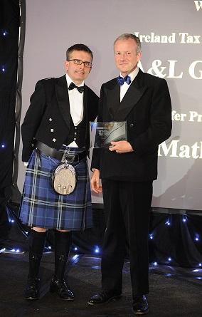Tax Award